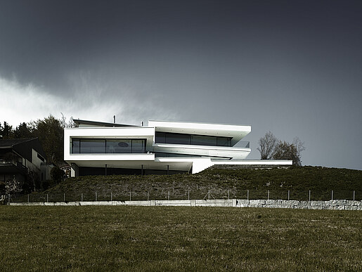 Private residence, Switzerland